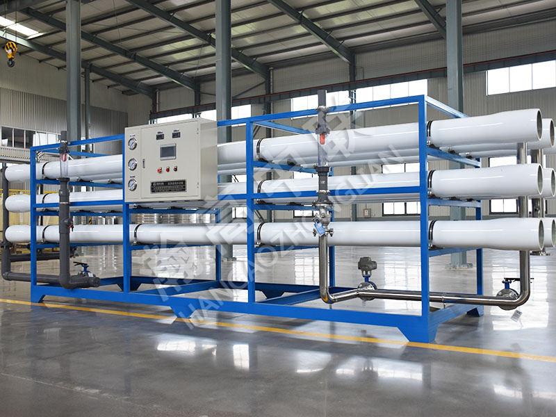 单级反渗透水处理设备 50T/H