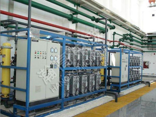 EDI超纯水设备工程案例
