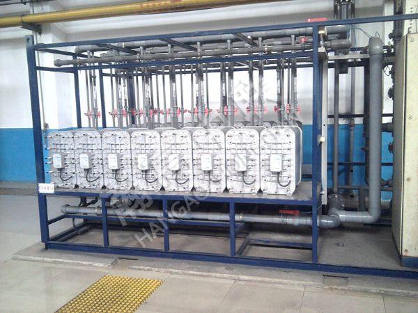 60吨EDI设备工程案例