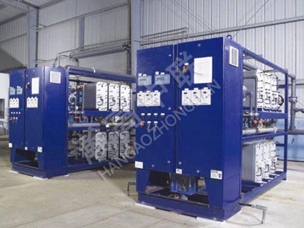 40吨EDI设备工程案例