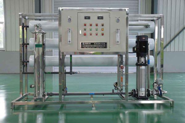 单级反渗透水处理设备 5T/H